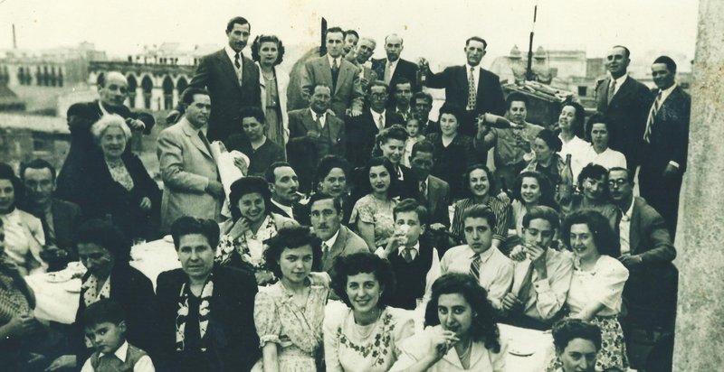 Sòcies i socis als anys 50 del s.XX
