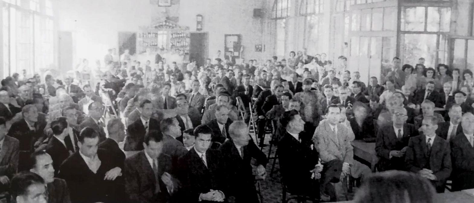 Assemblea de sòcies del 1949