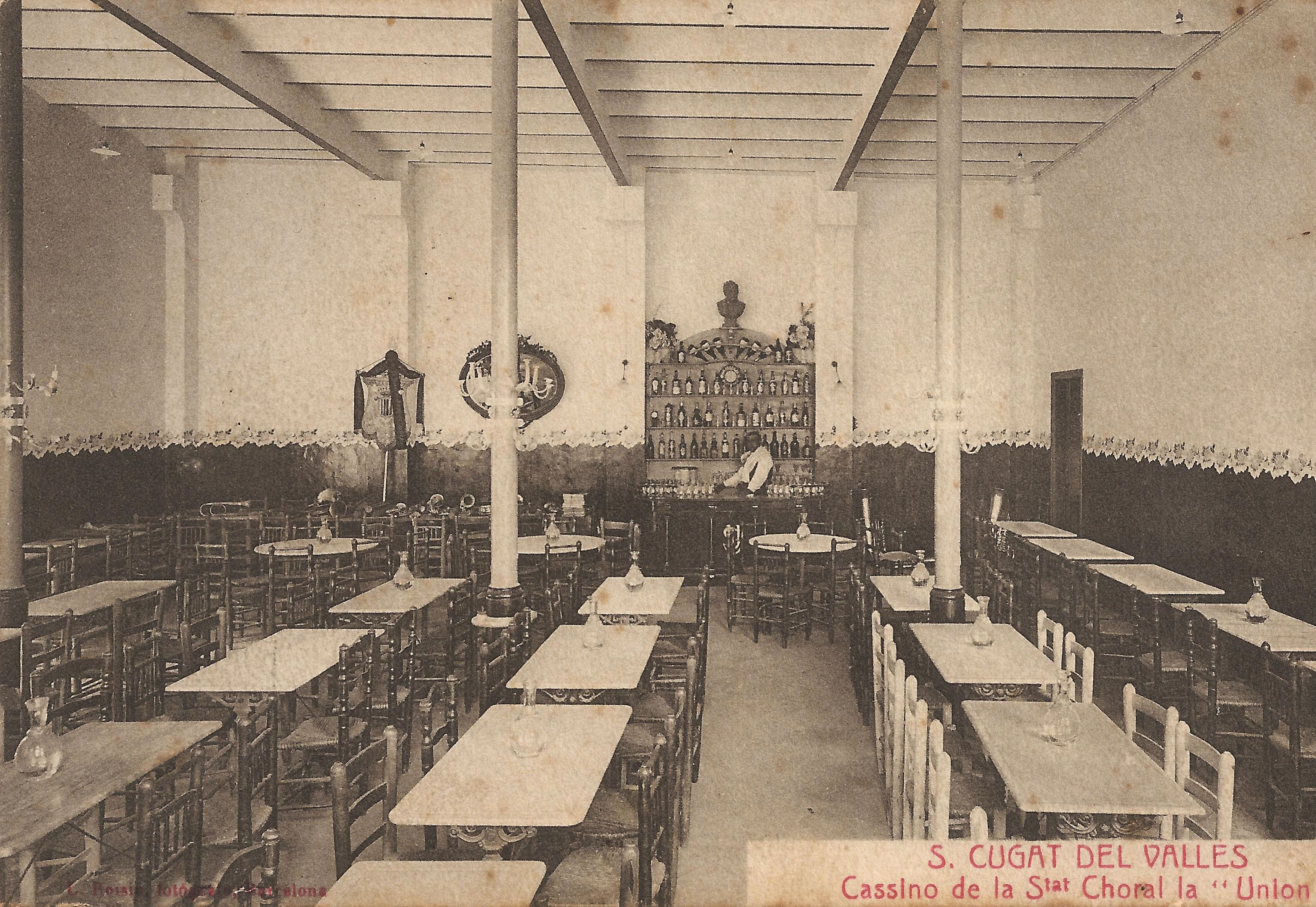 Local social de Can Llovateras (1913-1923)