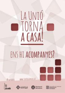 Cartell general campanya #novaunióSC